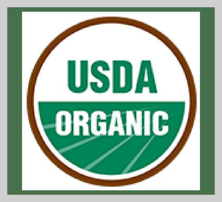 USDA organic Certificate PJM Unjha